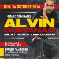 Stage de Silat avec Alvin Guinanao