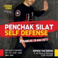 Stage de Silat & Self-Défense avec Jérôme Ferré