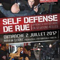 Stage de Self-Défense adapté aux conditions réelles… Dans un bistrot !
