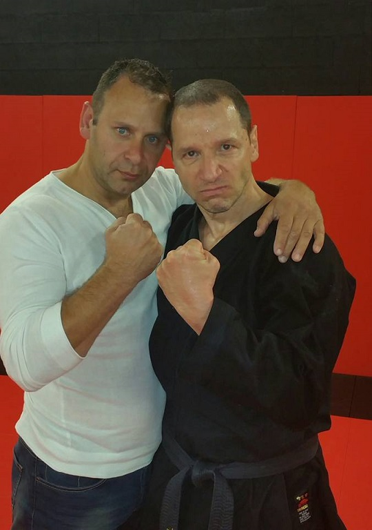 Dan Bertrand & Philippe Montosi