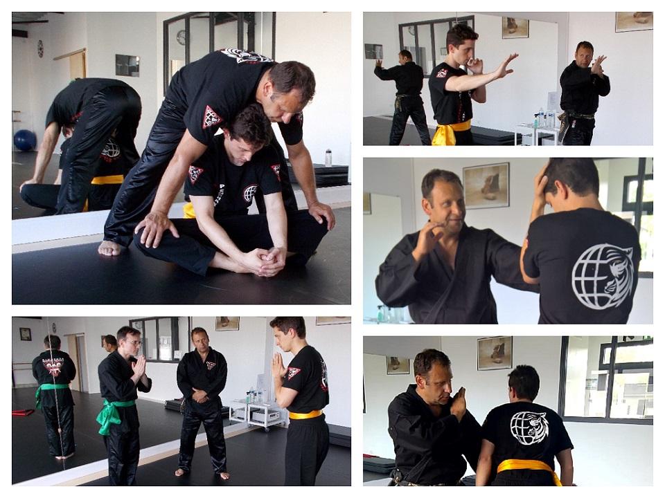 Cours coaching individuel Silat et self-défense à Toulouse