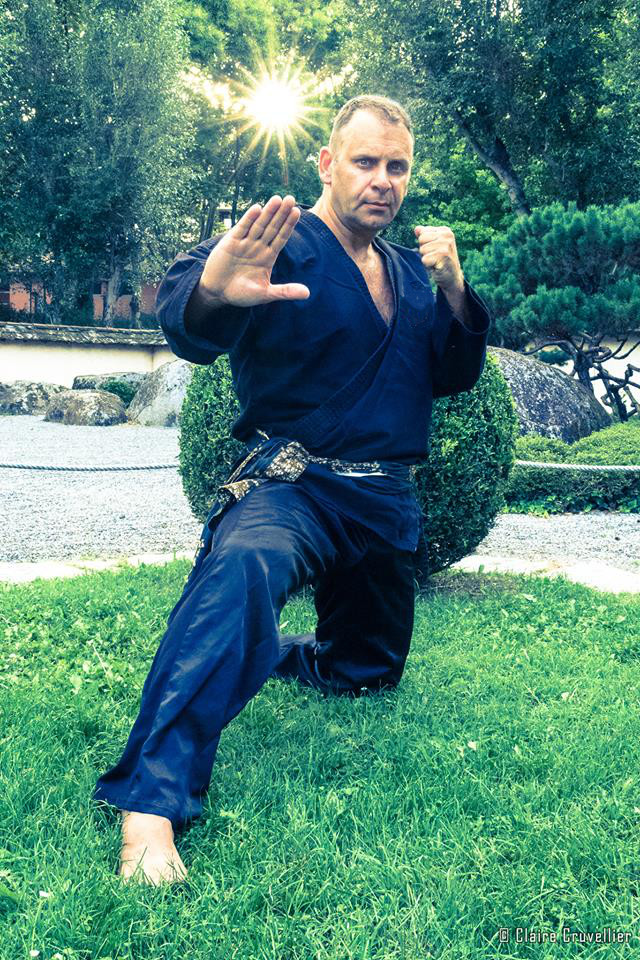 Dan Bertrand, Professeur de Self-Défense & Penchak Silat au TIGER'S Club (Self Defense Center)