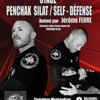 Stage Silat & Self-Défense avec Jérôme Ferré