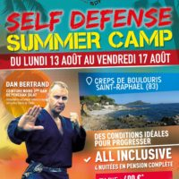 Self-Defense Summer Camp 2018