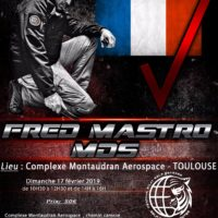 Stage Self-Defense avec Fred Mastro
