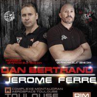 Stage Self & Silat avec Jérôme Ferré & Dan Bertrand